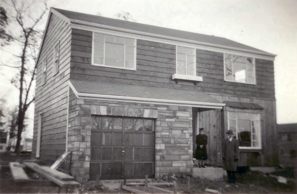 Photos From 290 Concord Drive River Edge New Jersey 1949
